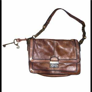 Fossil vintage leather purse